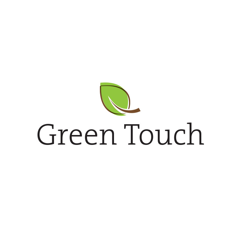 grean touch logo