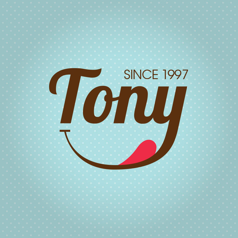 Tony ice logo