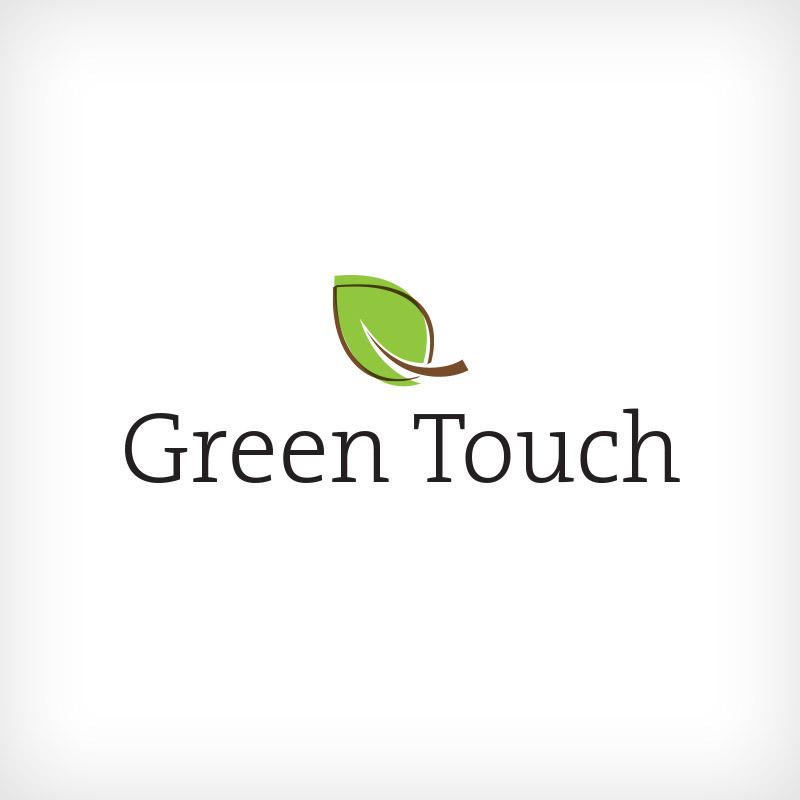 grean touch logo