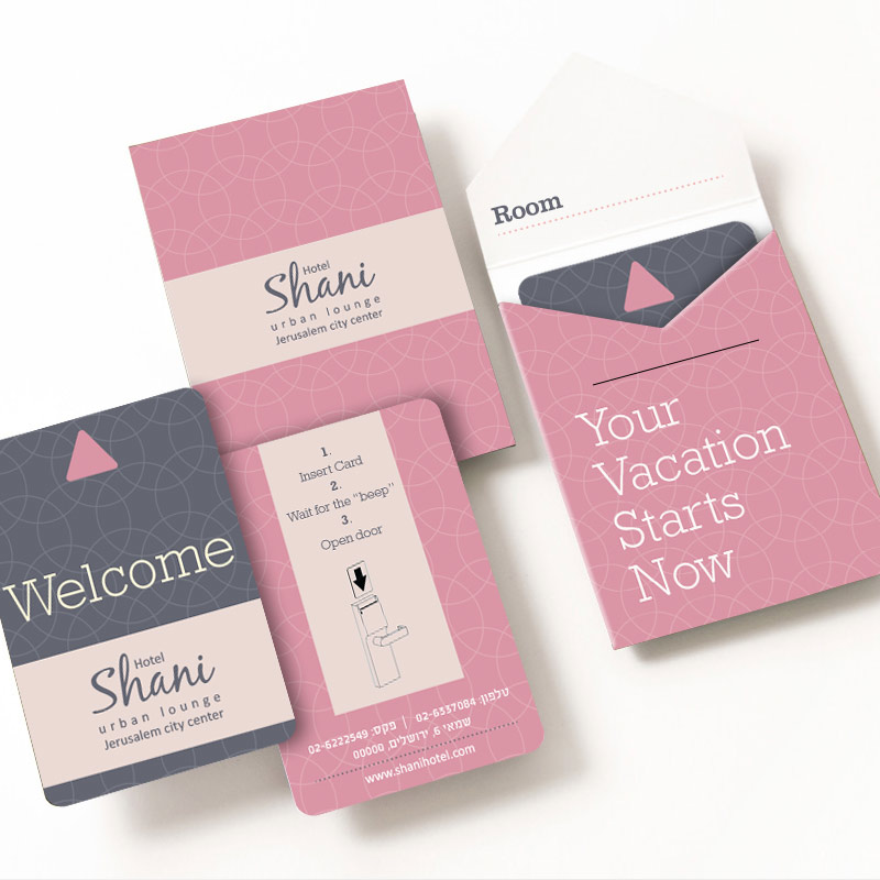 Hotel Shani - cards